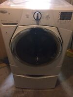 Whirlpool washing machine 200$