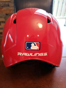 Certified Rawlings baseball helmet