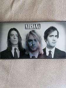 Nirvana With The Lights Out box set $30