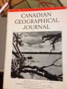 Vol.LY No.2 August 1957 Canadian geographical Journal