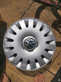 "Genuine Wheel Trims 16"" set of 4"