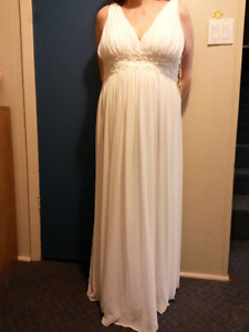 Brand New Chiffon Wedding Dress