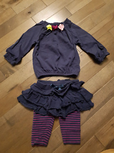 0-3 Month Girls Outfits