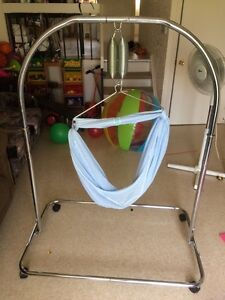 Baby swing for kids.