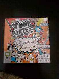 """Tom Gates """" the extraordinary audio collection"""""""