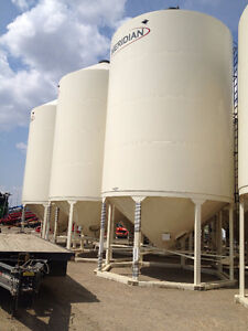 Meridian Hopper Bins, 5% Down, no payments for up to 1 year