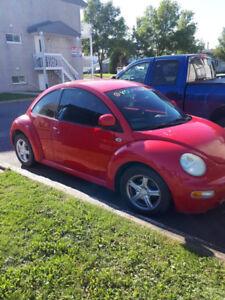 New Beetle- Volkswagen
