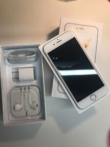 iPhone 6S Rose Gold 128 GB Brand New