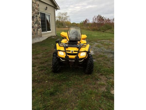 2008 Can-Am outlander