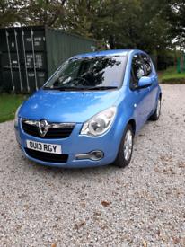 2013 Vauxhall Agila 1.2 se