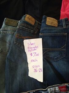 JEANS PRETEEN/TEEN/ADULT MEN AND WOMENS ASSORTED SIZES Kingston Kingston Area image 4