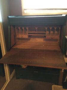 Antique desk/writing table! Fantastic shape