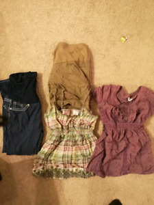 Maternity clothes medium summer 10$