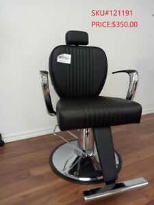 Chaise de coiffure/barbier/styling chair /professionnel /neuf