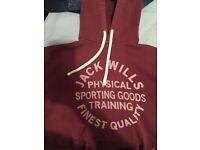 Men's Jack wills hoodie