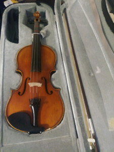 3/4 Violin Package