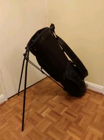 Golf bag, free standing