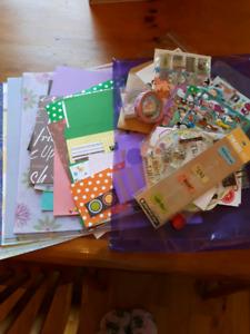 Scrapbooking/Craft Supplies