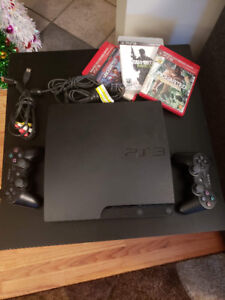 Play station 3 - practically brand new