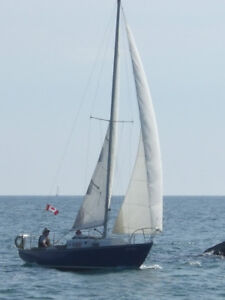 26ft Sailboat for Sale!