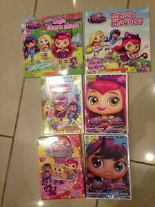 Little Charmers 4 Dvd's and 2 books