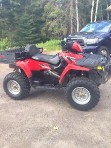 2008 Polaris Sportsman 700 X2