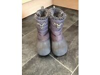 Next winter boots excellent condition