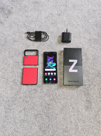 Rrp £1030 Samsung z Flip 3 5G Purple Unlocked 128GB