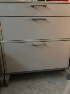 IKEA OFFICE CABINETS FOR OFFICE SPACE OR HOME OFFICE