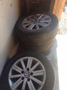 "15"" Volkswagen Jetta Tires & Rims For Sale"