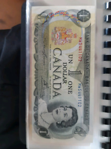 Ancien billets canadiens