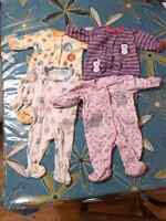 Baby Onesies 3 months. Barely worn!