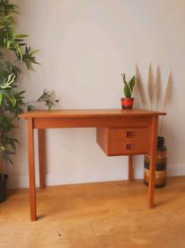 Mid century danish Tibergaard Mobelfabrik desk