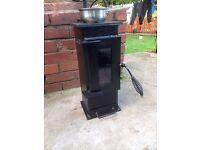 Wood burner/coal burning stove