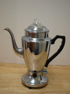Vintage Canadian Percolator - Never Used