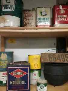 Nostalgia signs, tins just in at One Of A Kind Antique Mall  Stratford Kitchener Area image 5