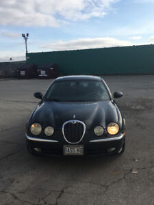 2003 Jaguar S-TYPE-3.0 V6 Leather Seats, SunRoof