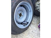 "14"" Banded Steels 4x100"
