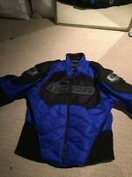 ICON motorcycle jacket size medium!