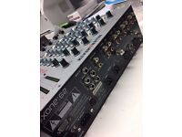 Allen and Heath Xone 62 dj mixer