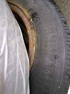 Winter Tires for sale (pick up only)