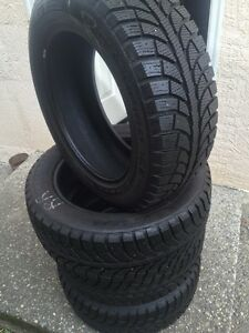 205-55-R16 Like New Tires