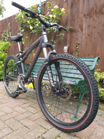 "Genuine GT ""CHUCKER"" Ultralite Hybrid Mtb"