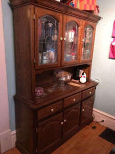 China Cabinet - Pickup only