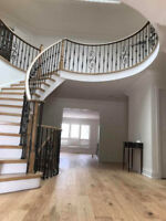 Flooring Install & New stair rework, Best Rates In the GTA!