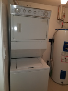 Stacked washer and dryer $500 or best offer