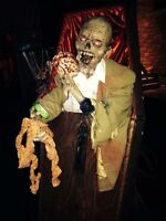 Meat Grinder haunted house