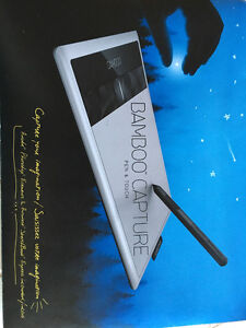Bamboo Capture Pen & Touch Pad by Wacom