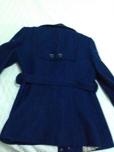 Manteau de laine Vintage (prix négociable)
