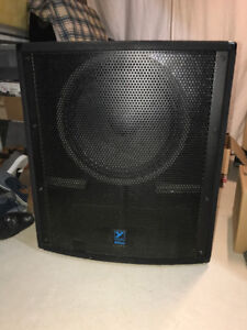 Yorkville Speakers SUB/ LS800P